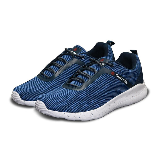 Men's Breathable Weave Lightweight Running Shoes