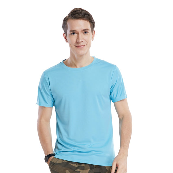 Men's Running Quick Dry Fitness T Shirt