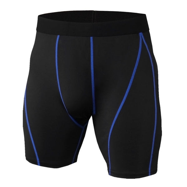 Men's Fitness Bodybuilding Compression Sportswear Gyms Shorts