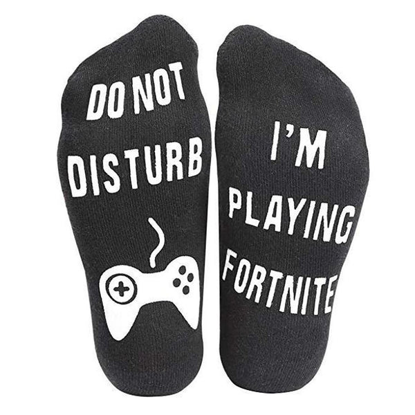 Kid's Funny Video Game Socks