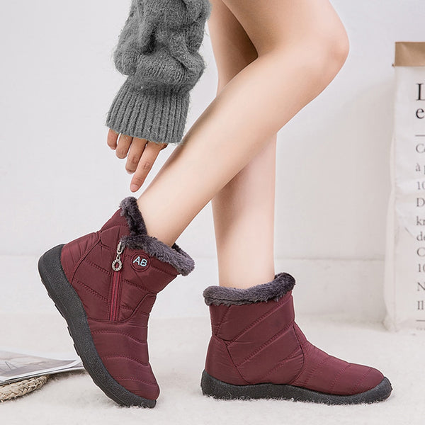Women's Waterproof Snow Lightweight Boots