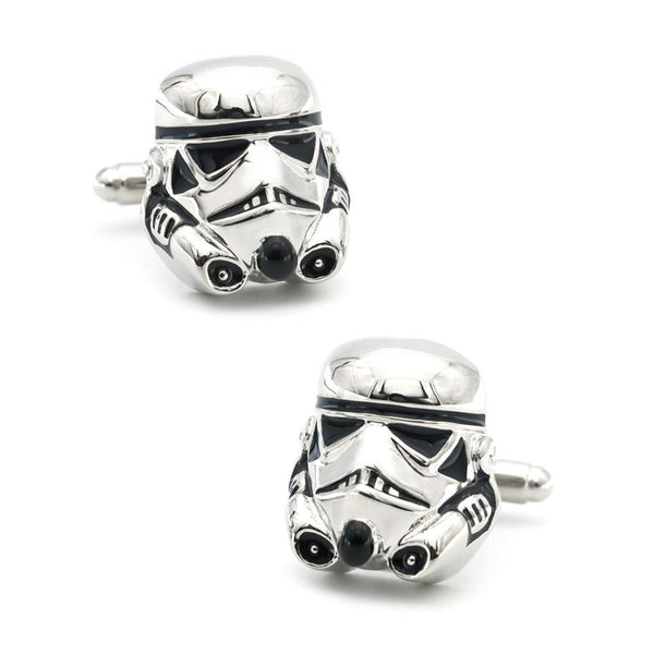 Men's Stormtrooper Cufflinks