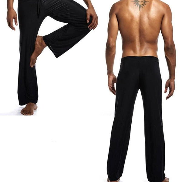 Men's Lounge Sleep Bottoms Pajama Pants