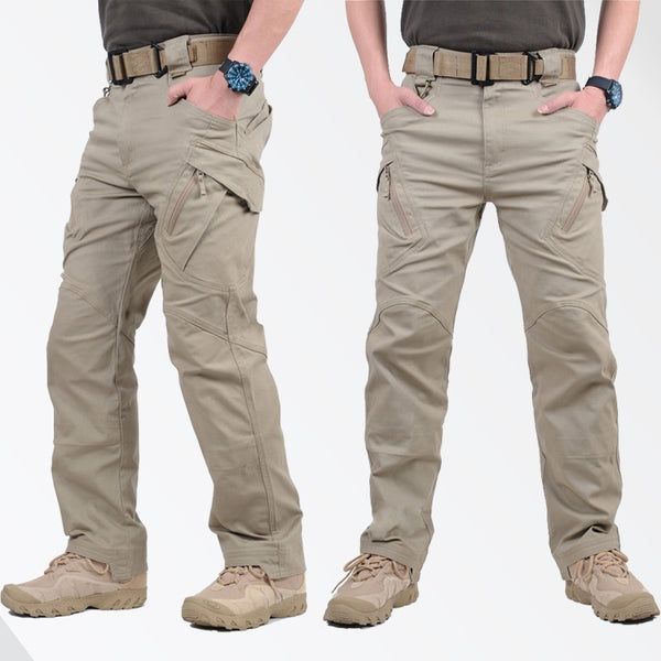 Men's Casual Cargo Pocket Pants