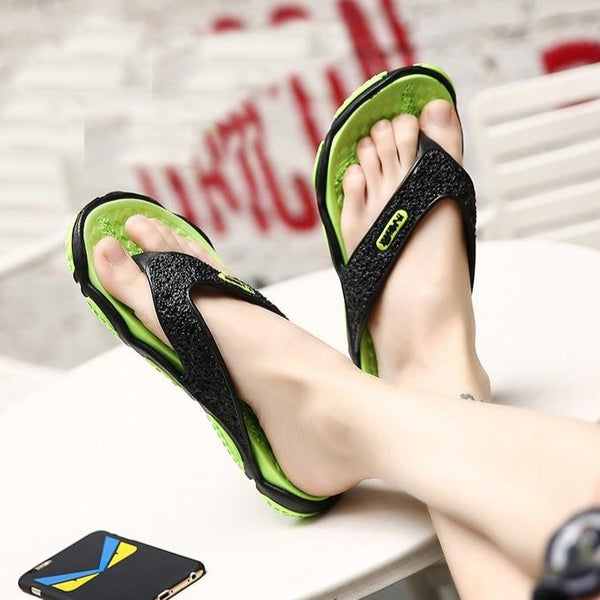 Men's Massaging Sandals