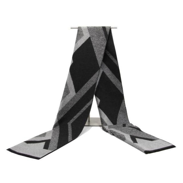 Men's Luxury Winter Cashmere Scarf