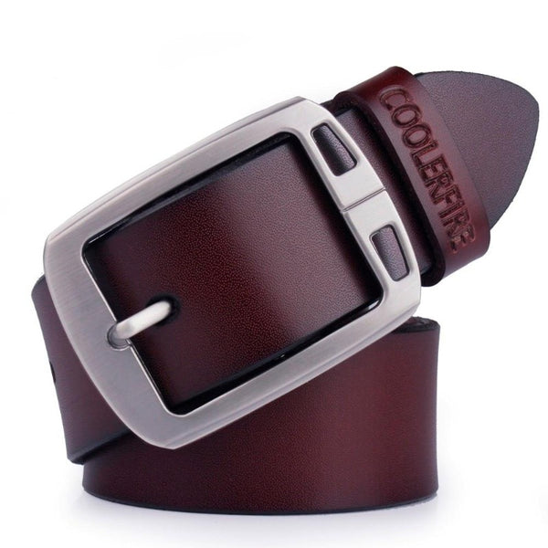 Men's Genuine Leather High-Quality Belt