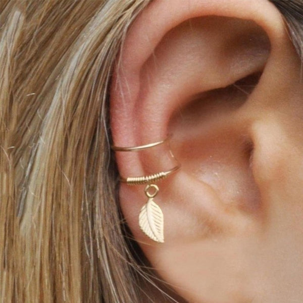 Women's 5Pcs Ear Cuff Set