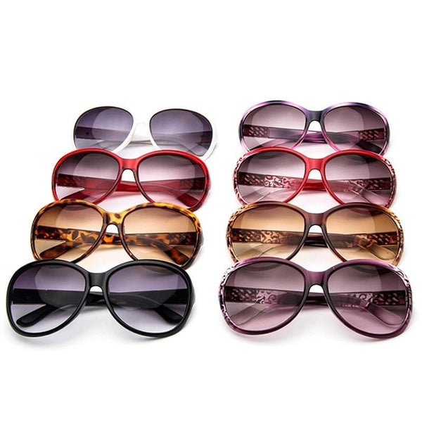 Women's Oversized Large Frame Sunglasses