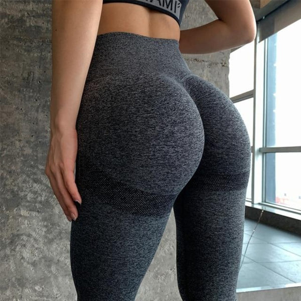Women's Seamless Push-Up Leggings