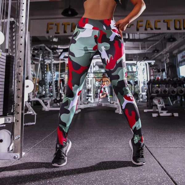 Women's Quick-Dry Fitness Leggings