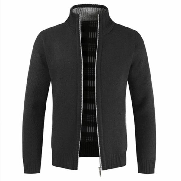 Men's Thick Cotton Slim Fit Jacket