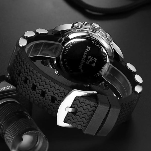 Men's Luxury LED Digital Quartz Watch