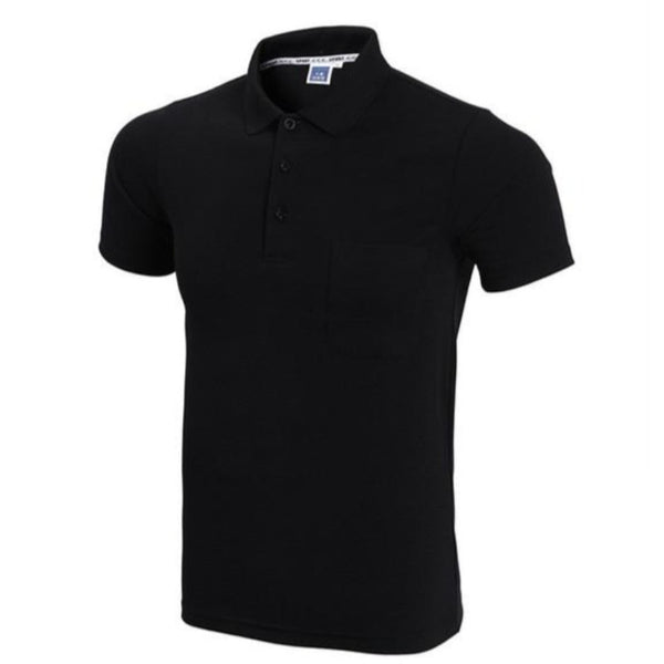 Men's Casual Slim Fit Polo Shirt