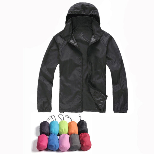 Men's Windproof Casual Ultra-Lightweight Jacket
