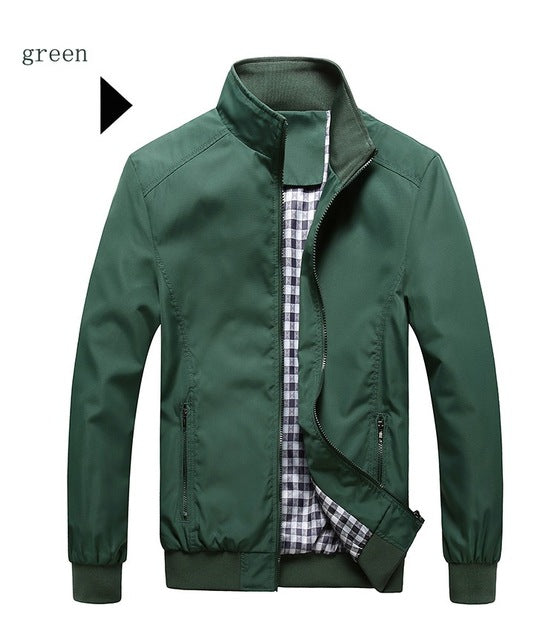 Men's Fashion Casual Loose Jacket