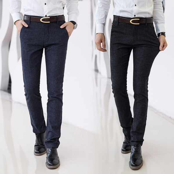 Men's Classic High Quality Business Pants