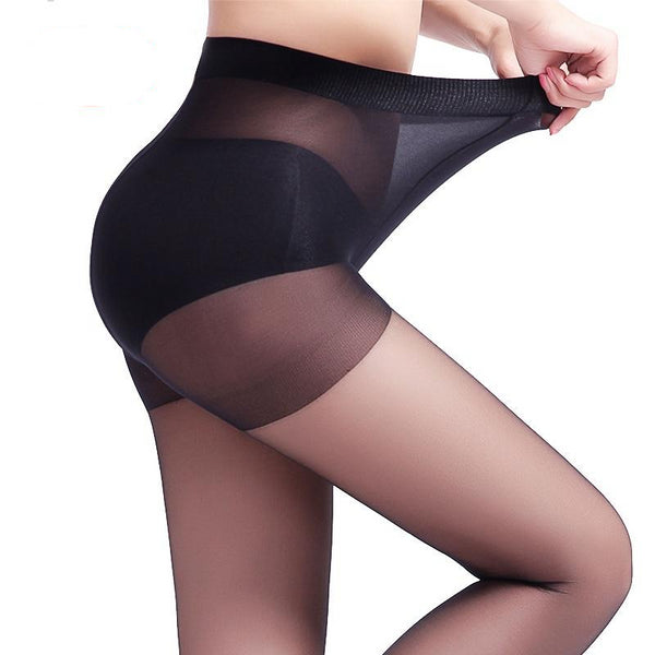 Women's High Elastic Thin Tights Pantyhose