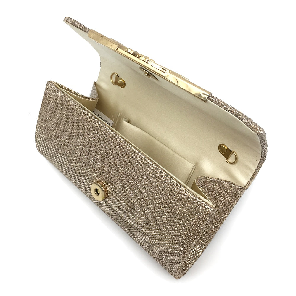 Women's Clutch Glitter Evening Bag