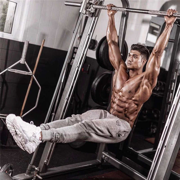 Men's Jogger Bodybuilding Fitness Sweatpants