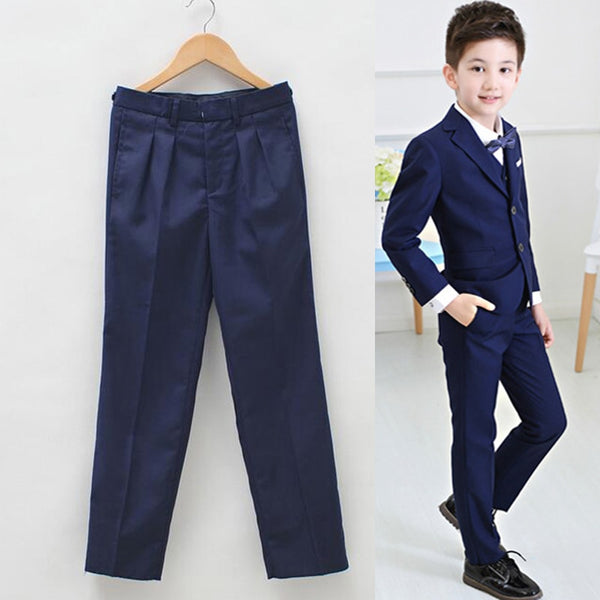 Boys Trousers Dress Pants