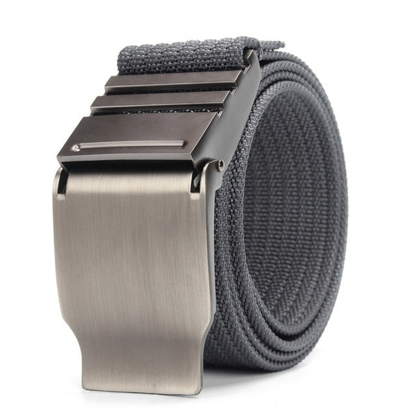 Men's Tactical Canvas Woven Belt