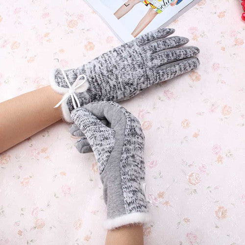 Women's High Quality Cotton Winter Gloves