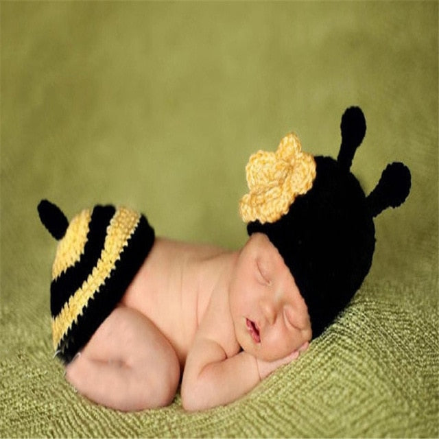Kid's Baby Knitted Photography Props