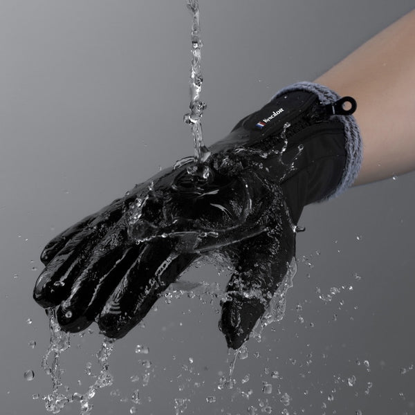 Men's Waterproof Windproof Thermal Touch Screen Gloves