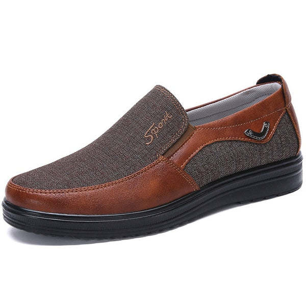 Men's Comfortable Casual Slip On Shoes