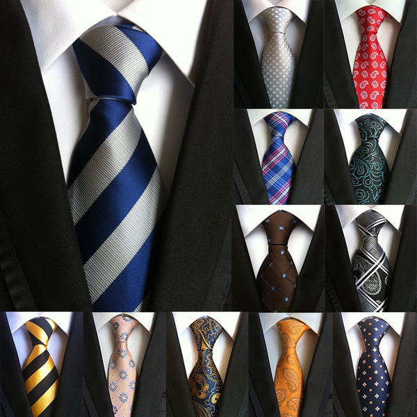 Men's Classic Business Luxury Tie