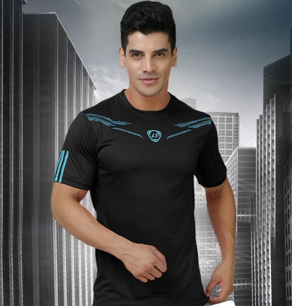 Men's Sport Quick Dry Fitness Gym Shirt