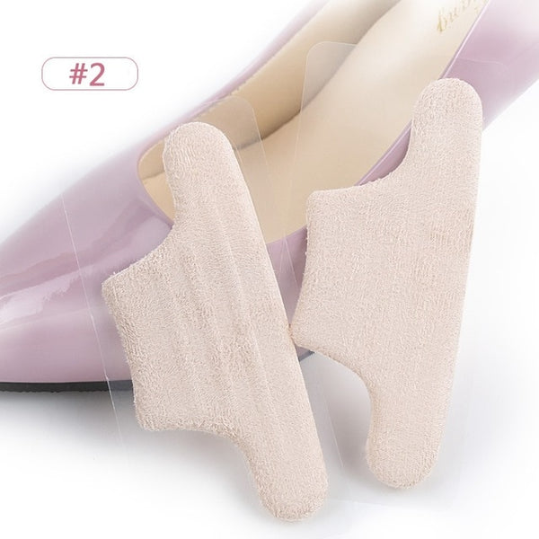 Women's Silicone Shoe Pads for High Heal Dress Shoes