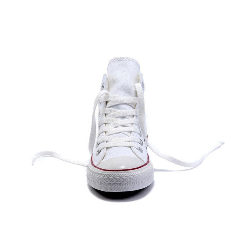 Women's All Star Classic ConverseUnisex Skateboarding Canvas High top Sneakers