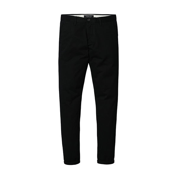 Men's Casual Slim Fit Cotton Pencil Chinos
