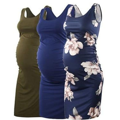 Army Green, Navy, Floral