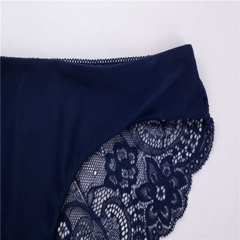 Women's Fancy Lace Bikini Panties