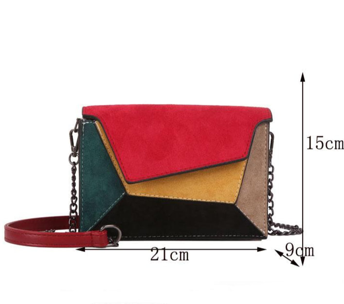 Women's Small Flap Messenger Bag