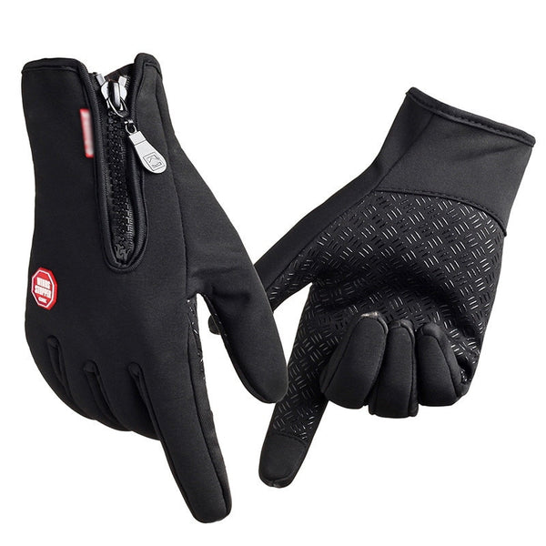 Unisex Waterproof Warm Winter Touch Screen Gloves Ski Snowboard Motorcycle