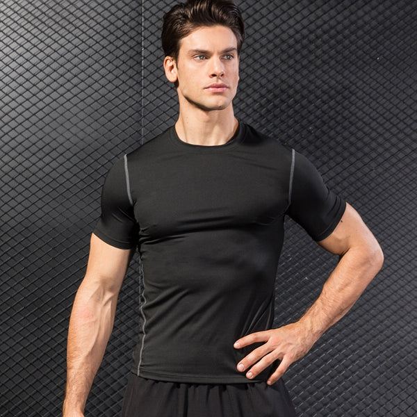 Men's Quick Dry Compression Sport Shirt