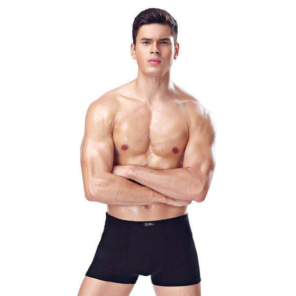 7pcs Men's Boxer Briefs Underwear