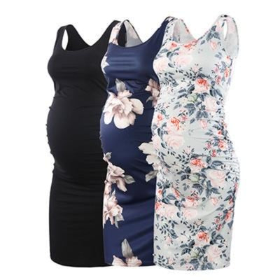 Women's Pack of 3 Maternity Dresses