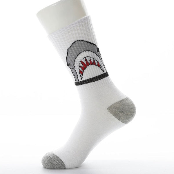 Men's Fashion Shark Socks