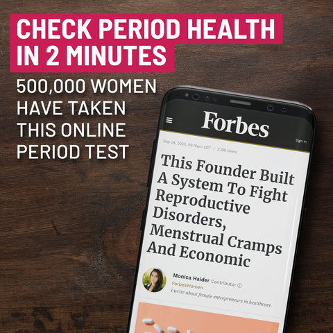 Periods Health Check-up – Gynoveda in 2 mins