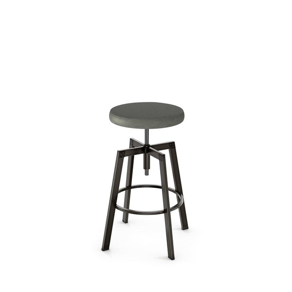 Architect Backless Screw Stool