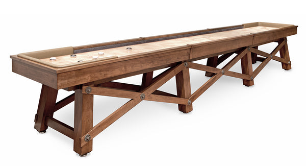 California House - Loft Shuffleboard Table