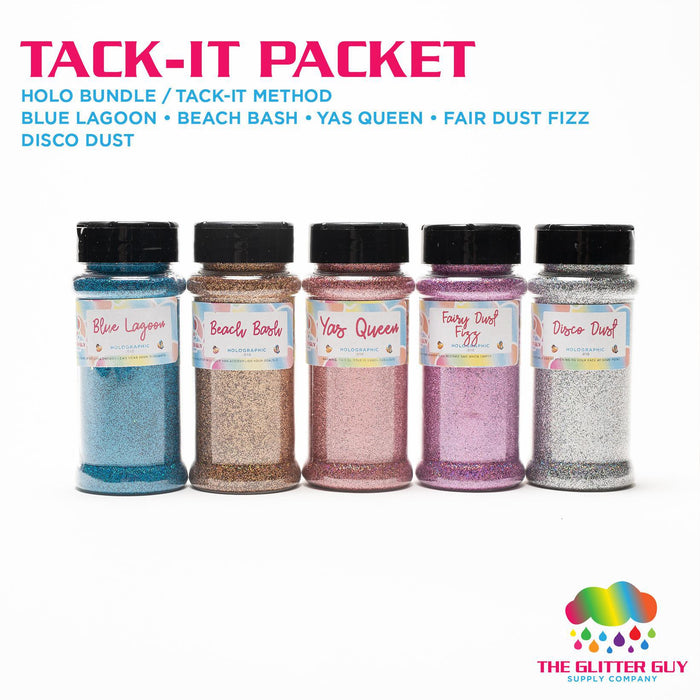 Tack- It Packet - Holo Bundle - Tack -It Method