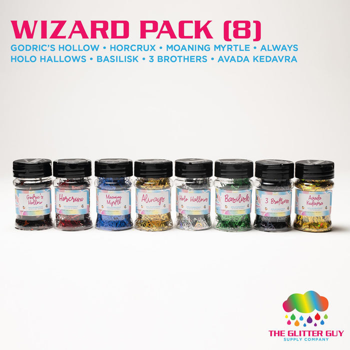 Wizard Pack Complete (8)