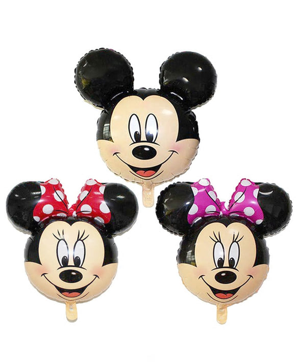 3pcs Mickey Mouse Balloons