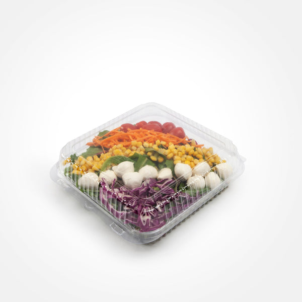 Square 96 oz. Center Seal Multi-purpose Package (0170)
